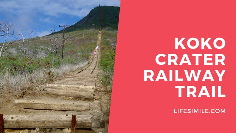 Koko Crater Railway Trail Head Tracking Guide