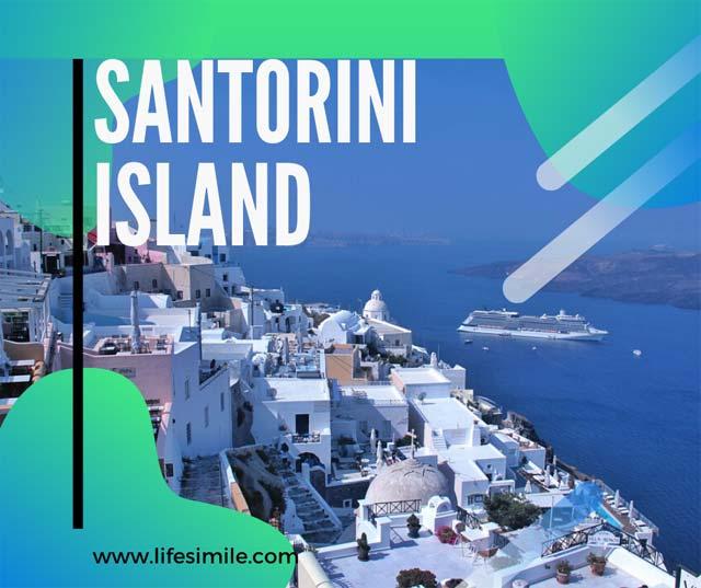 Santorini Island in Greece – Santorini Greek Islands Travel