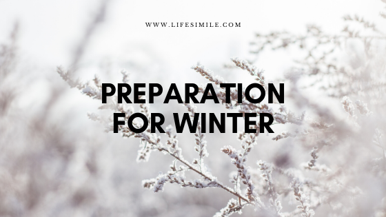 Preparation for Winter – The 6 Layer Safeguard for All