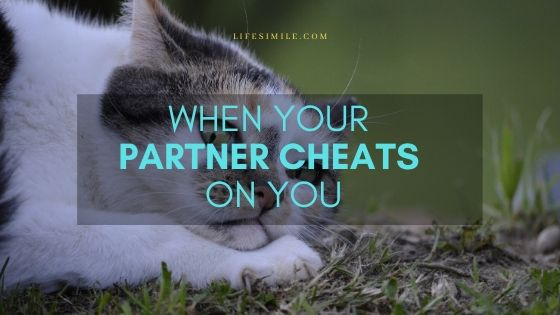 Signs When your Partner Cheats on You