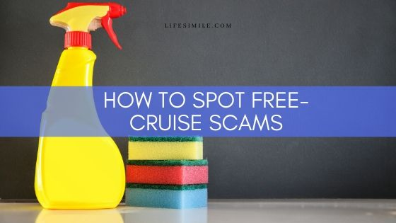 8 Steps to Instantly Identify a Free Cruise Scam