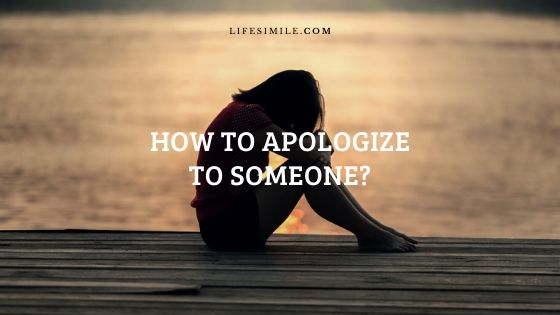 How to Apologize to Someone in 3 Steps