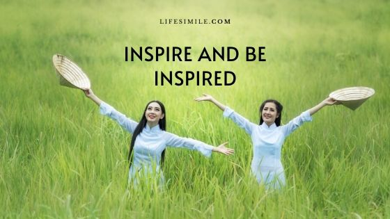 How to Inspire a Person to Be Inspired