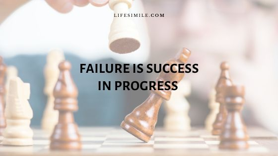 Failure is Success in Progress – How to Convert