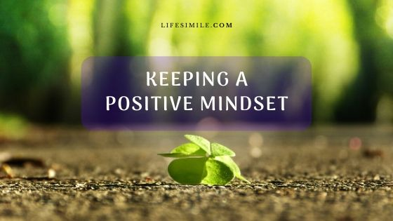 7 Days Exercise on Keeping a Positive Mindset