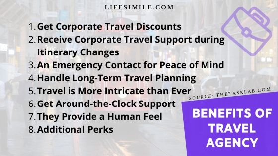 16 Proven Benefits of Travel Agency that Make Sense