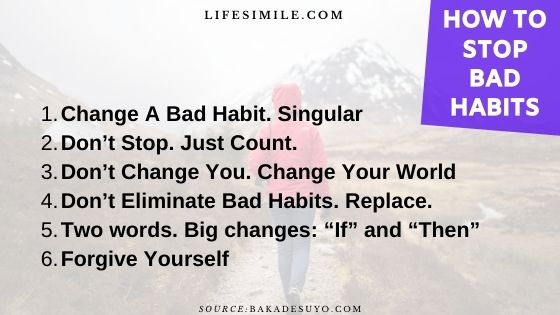 Stop These 13 Bad Habits to Be A True Leader
