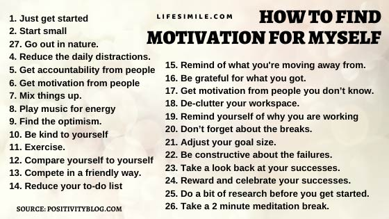 How to Grow and Sustain Motivation for Myself